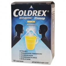 Coldrex Junior Hot Drink 10 sachets