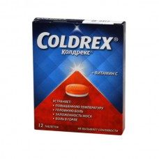 Coldrex 12 tablets