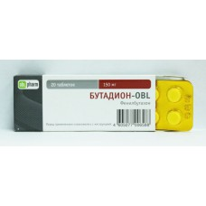 Butadion (Phenylbutazone)