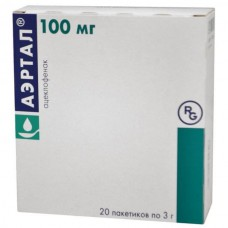 Airtal (Aceclofenac) 100mg/3g powder 20 packs