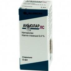 Akyular LS (Ketorolac) 0.4% 5ml eye drops