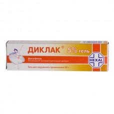 Diclac (Diclofenac) gel