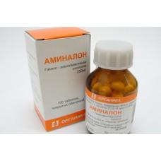 Aminalon (Gamma-aminobutyric acid)