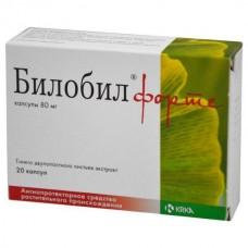 Bilobil Forte (Ginkgo Bilobae foliorum extract)