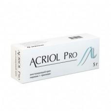 Acriol Pro (Lidocaine + Prilocaine) 2.5% + 2.5% cream