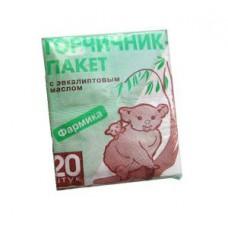 Sinapis charta-packet (Mustard plaster) eucalyptus oil 20pcs
