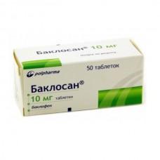 Baclosan (Baclofen)
