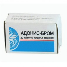Adonis-Brom 20 tablets