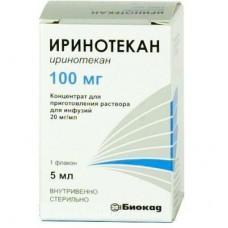 Irinotecan 20mg/ml 5ml