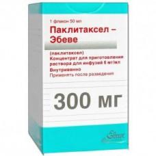 Paclitaxel-Ebewe 6mg/ml 50ml solution