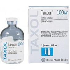 Taxol (Paclitaxel) 6mg/ml 16.7ml