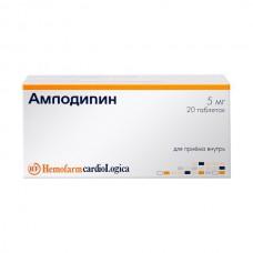 Amlodipine Hemofarm