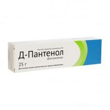 D-Panthenol (Dexpanthenol) ointment 5% 25g