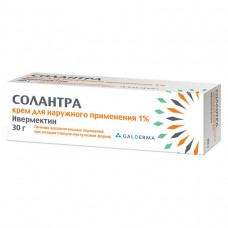 Soolantra (Ivermectin) 1% 30g cream