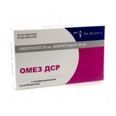 Omez (Omeprazole) DSR 30mg + 20mg 30 capsules