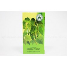 Birch leaves (Betulae folia) 1.5g 20 filter bags