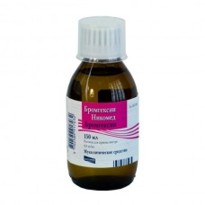 Bromhexine Nycomed 0.8mg/ml 150ml mixture