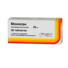 Monosan (Isosorbide Mononitrate)