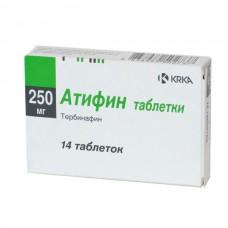 Atifin (Terbinafine)