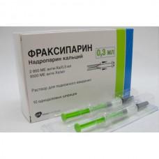Fraxiparine (Nadroparin calcium)