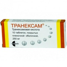 Tranexam (Tranexamic acid)