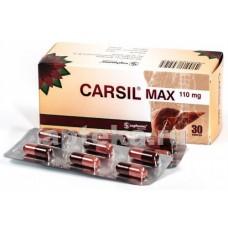 Carsil Max 110mg 30 capsules