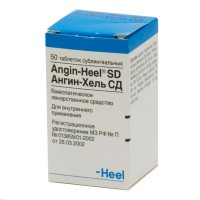 Angin-Heel SD 50 tablets