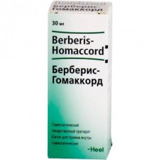 Berberis-Homaccord 30ml drops