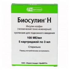 Biosulin R (insulin)