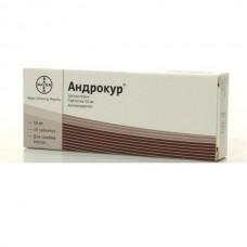 Androcur (cyproterone)