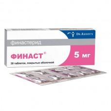 Finast (Finasteride) 5mg 30 tablets