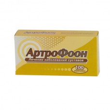 Arthrofon 100 tablets