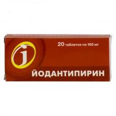 Iodoantipyrine (Iodophenazone)