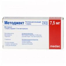 Metoject (Methotrexate) syringe