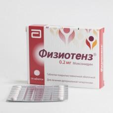 Physiotens (Moxonidin)