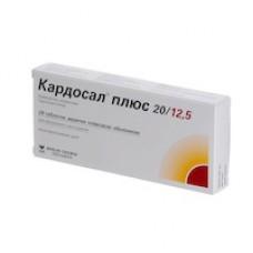 Cardosal Plus (Hydrochlorothiazide + Olmesartan medoxomil) 12.5mg + 20mg 28 tablets