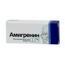 Amigrenin (Sumatriptan)