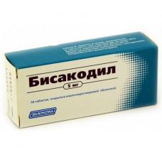 Bisacodyl 5mg 30 tablets