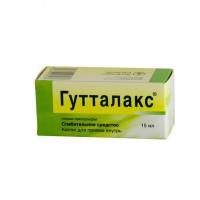 Guttalax (Natrii picosulfas) drops