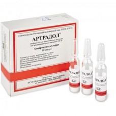 Artradol (Chondroitin sulfate) 100mg 10 vials