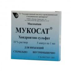 Mucosat (Chondroitin sulfate)