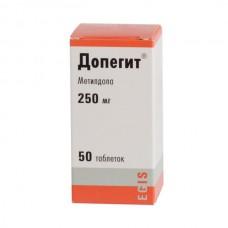 Dopegyt (Methyldopa) 250mg 50 tablets