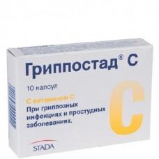 Grippostad C 10 capsules