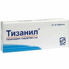 Tizanil (Tizanidine)