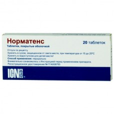 Normatens 20 tablets