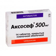 Aksosef (Cefuroxime)