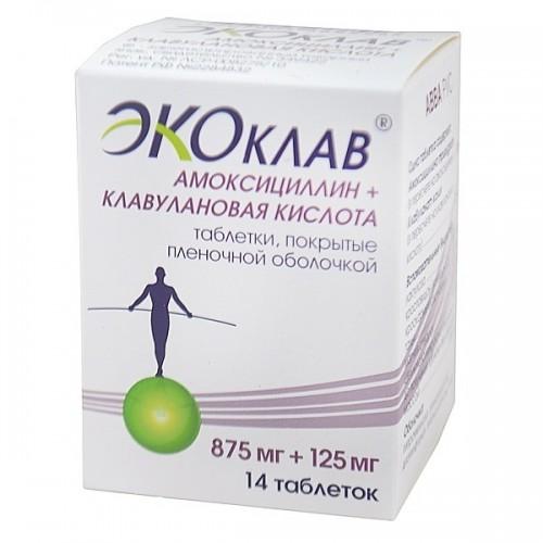 Prescrizione Online Di Amoxicillin/Clavulanic acid