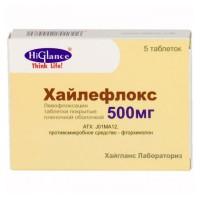 Hileflox (Levofloxacin)