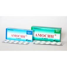 Amosin (Amoxicillin)