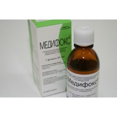 Medifox (Permethrin) 5% 24ml solution